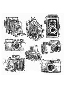 quadro-maquinas-fotograficas