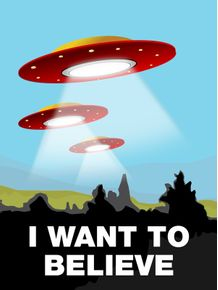 quadro-ufo-i-want-to-believe