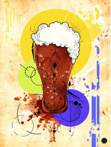 quadro-urban-beer--brown-ale