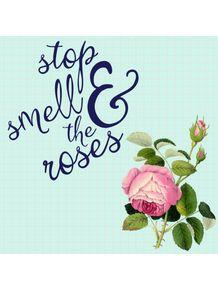 quadro-smell-the-roses