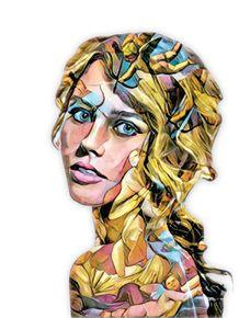 quadro-the-angel-girl
