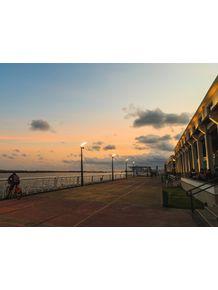 quadro-por-do-sol-no-pier-recife-antigo
