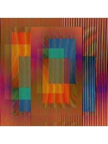 quadro-quadrados-multicores