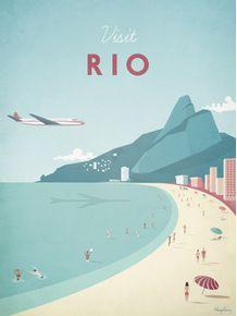 quadro-rio-de-janeiro--ipanema