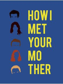quadro-how-i-met-your-mother-i