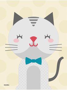 quadro-gatinho-marilustra