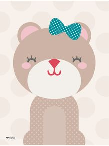 quadro-ursinha