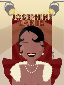 quadro-mulheres-da-eternidade--josephine-baker