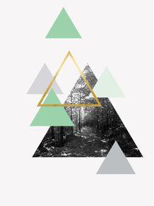 quadro-triple-forest