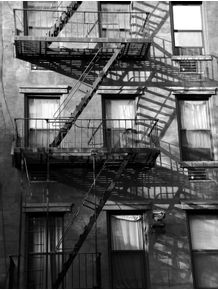 quadro-nova-york-walk-up-building-firestairs