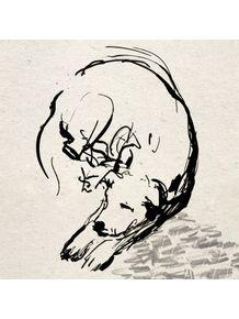quadro-repouso-canino