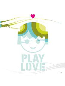 quadro-play-love