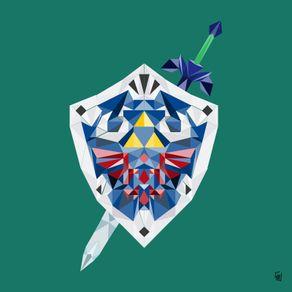 quadro-hyrule-shield-and-sword