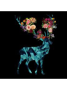 quadro-spring-itself-floral-dark