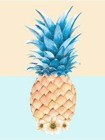 quadro-pineapple-love