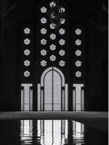 quadro-vitral-na-mesquita-em-casablanca