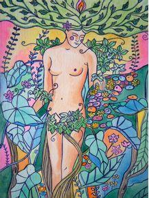 quadro-madre-naturaleza