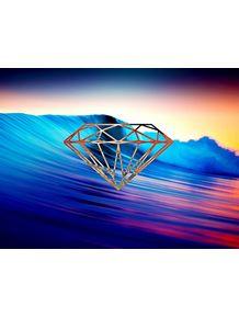 quadro-onda-e-diamante