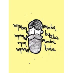 quadro-minha-barba-minha-vida