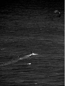 quadro-kite-surf-sozinho