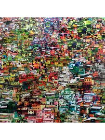 quadro-favela-do-brasil