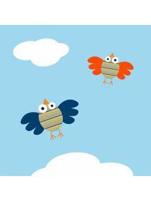 quadro-passarinhos-nas-nuvens