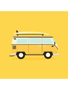 quadro-yellow-kombi