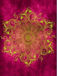 quadro-mandala--pink-lemon