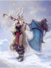 quadro-viking-warrior
