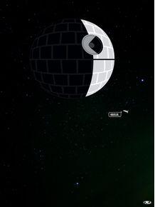 quadro-estrela-da-morte