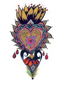 quadro-corazon-amar