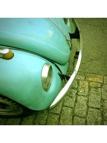 quadro-fusca-azul-clarinho