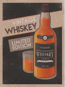 quadro-vintage-whiskey