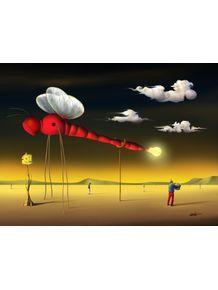 quadro-a-libelula-vermelha