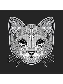 quadro-gato--custom