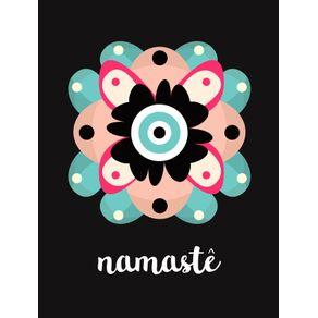 quadro-mandala-namaste