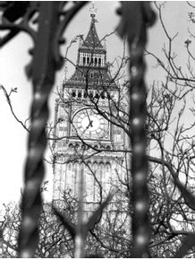quadro-big-ben-london-bw