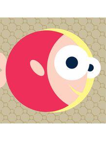 quadro-peixinho-rosa
