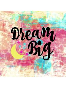 quadro-dream-big-pink