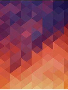 quadro-colorful-triangle