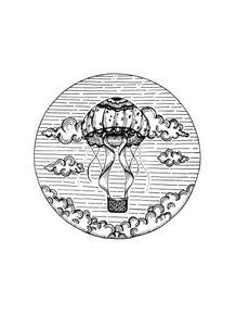 quadro-balao-agua-viva