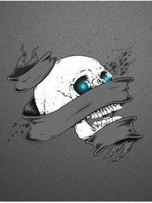 quadro-ribbon-skull