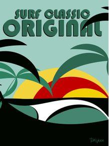 quadro-original-classic-surf