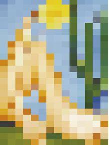 quadro-abaporu-mosaico