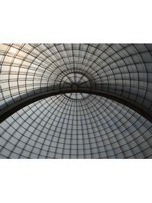 quadro-domo-com-vidro-e-ferro
