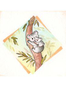 quadro-coala-mamae-e-bebe