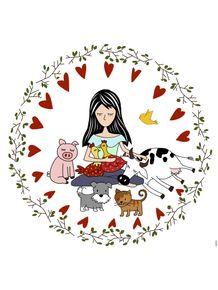 quadro-amor-aos-animais