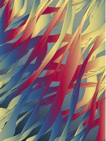 quadro-acquatic-leaves