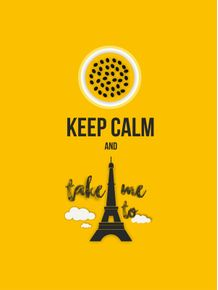 quadro-maracuja-keep-calm-and-paris