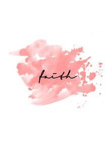 quadro-minimal-words-faith